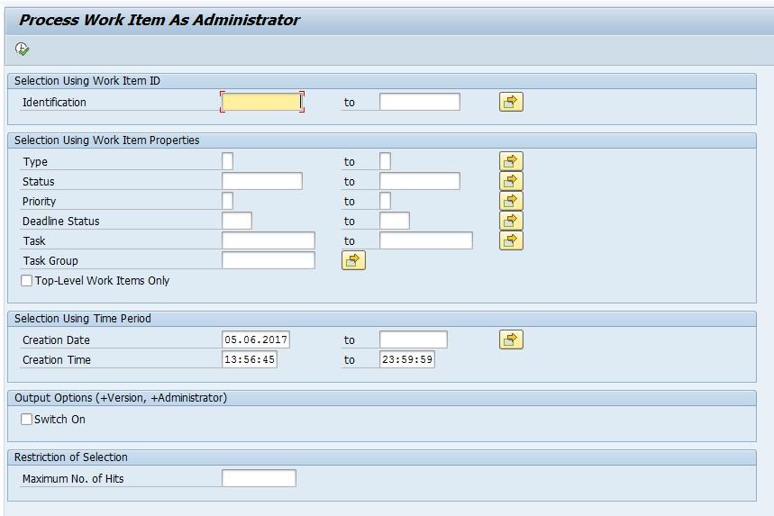 SAP GRC Interview Question Log Cancel